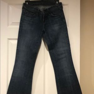 EUC Citizen of Humanity Jeans